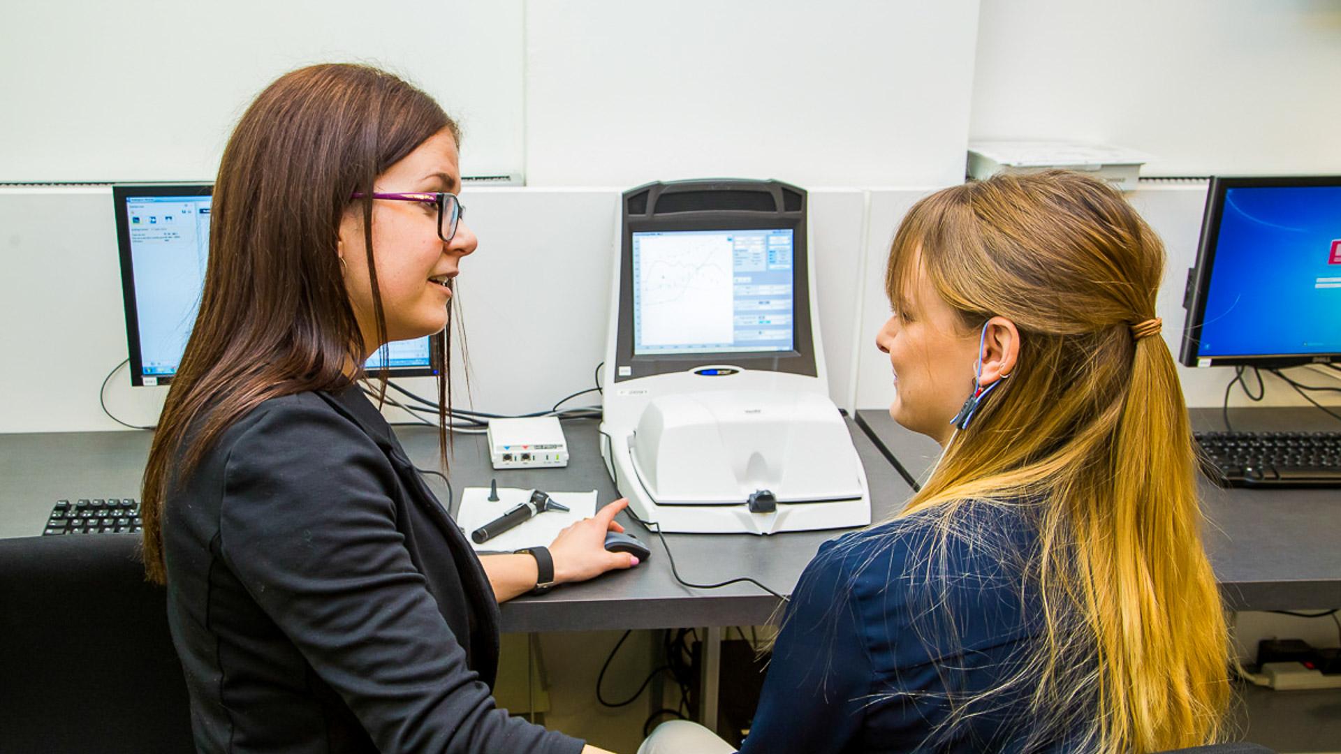 Audioprothèse - inauguration du nouveau laboratoire