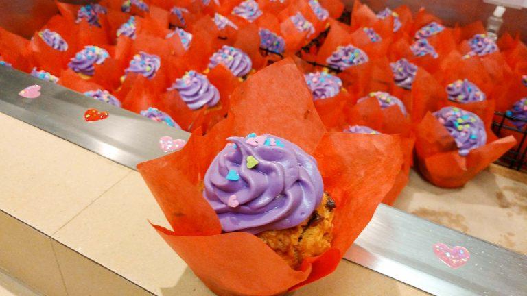 Des petits gâteaux au profit de la Fondation